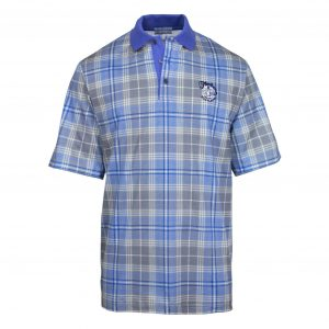 All Over Tartan Polo