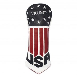 Flag Driver Headcover