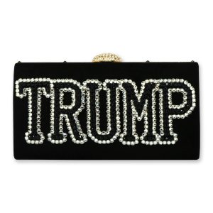 Bling Clutch - Black