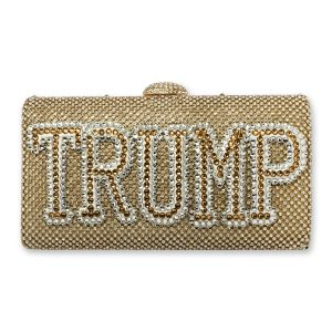 Bling Clutch - Gold