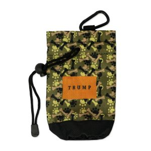 Camo Pet Treat Bag