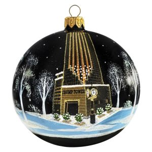 Trump Tower NY  Ball Ornament
