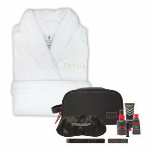 Deluxe Men's Robe Set