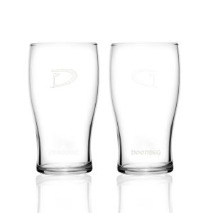 Doonbeg Pub Glass - Set of 2