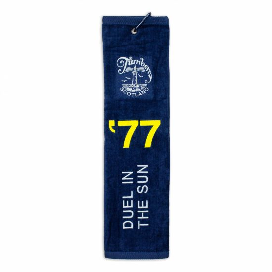 Turnberry 77 Golf Ball Cleaning Cloth