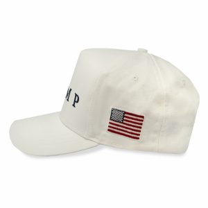 """TRUMP"" Hat - White"