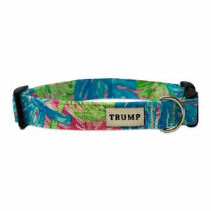 Lily Palm Pet Collar