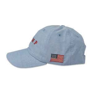 Oxford Hat - Light Blue