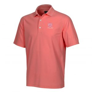 Performance Solid Micro Pique Polo