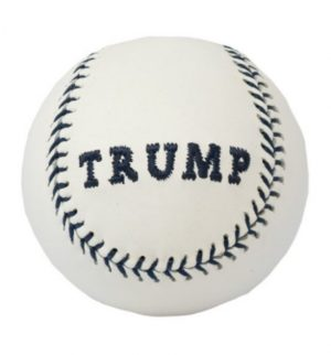 Trump Baseball - White/ Navy