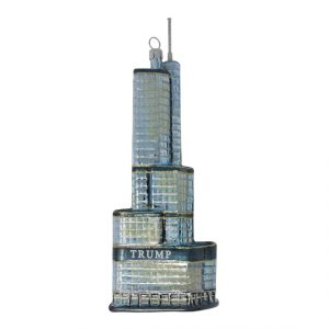 Chicago 3D Ornament