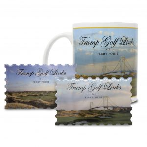 Ferry Point Photo Mug & Magnet Set