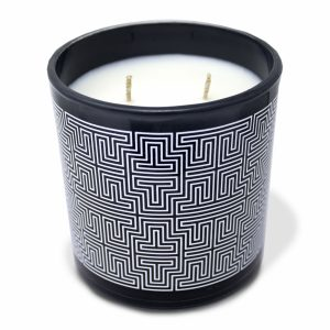 Bergamot & Fig Leaf Candle