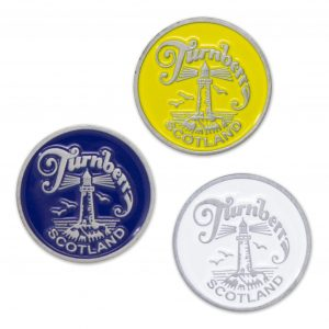Trump Turnberry set of 3 ball markers
